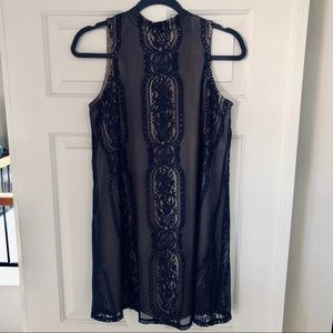 🔻 2 for $10 | Navy lace dress